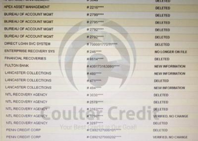 Credit Repair Results 3